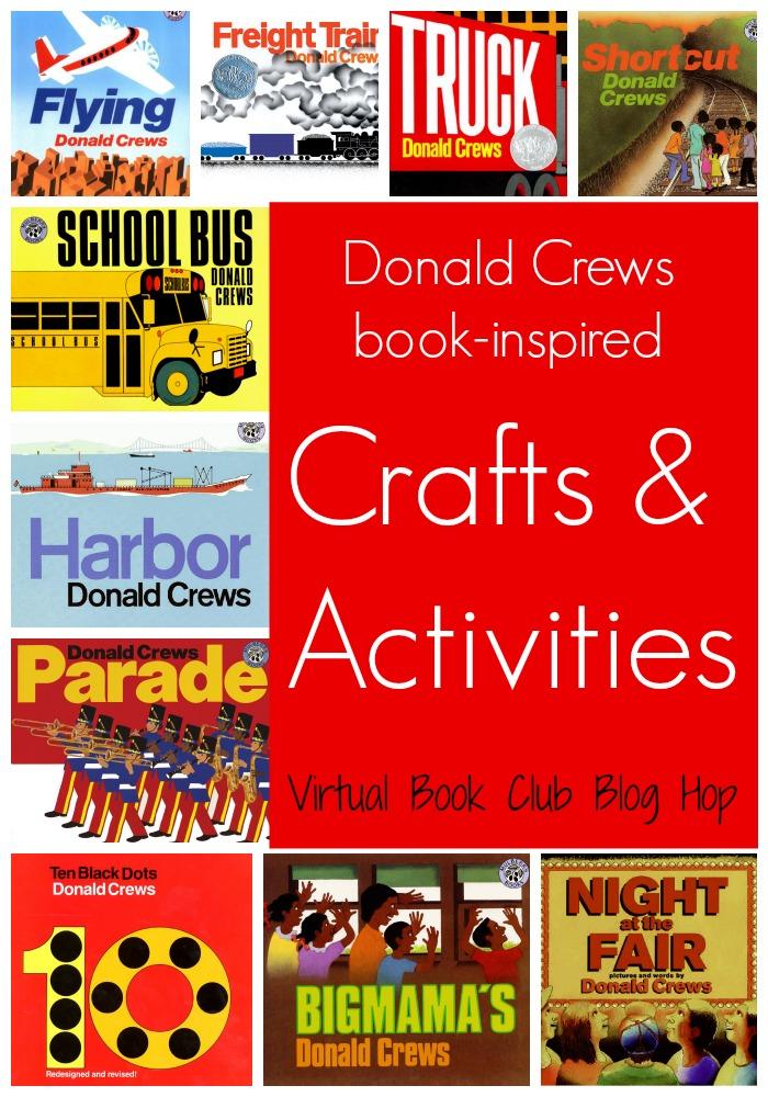 Donald Crews blog hop