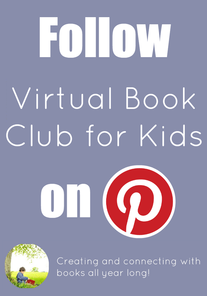 virtual book club for kids on pinterest