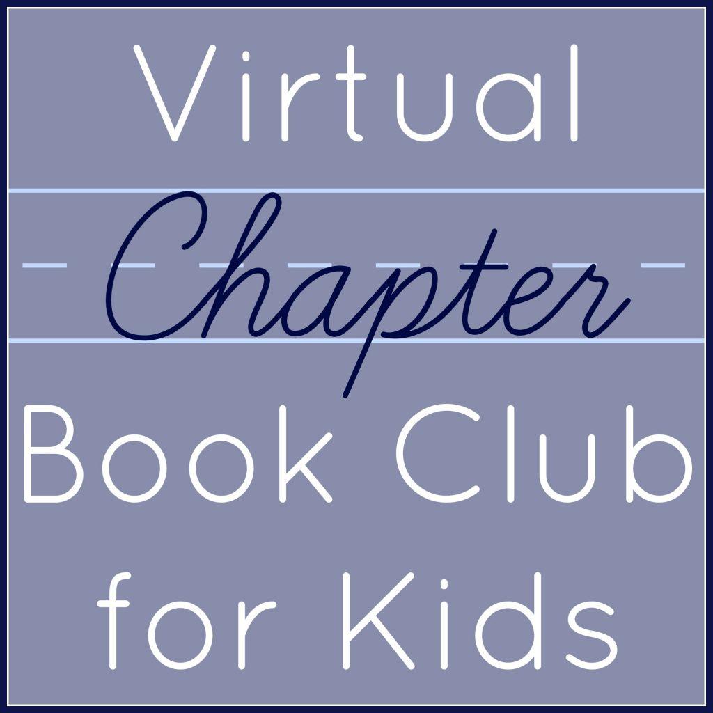 virtual chapter book club logo