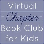 virtual chapter book club logo
