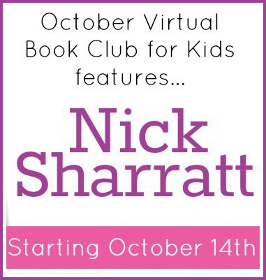 Nick Sharratt book club