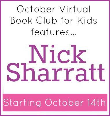 Nick Sharratt Book Inspired Crafts & Activities {Blog Hop}