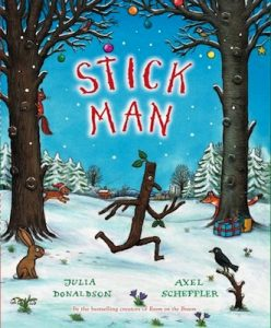 the stick man cover 1