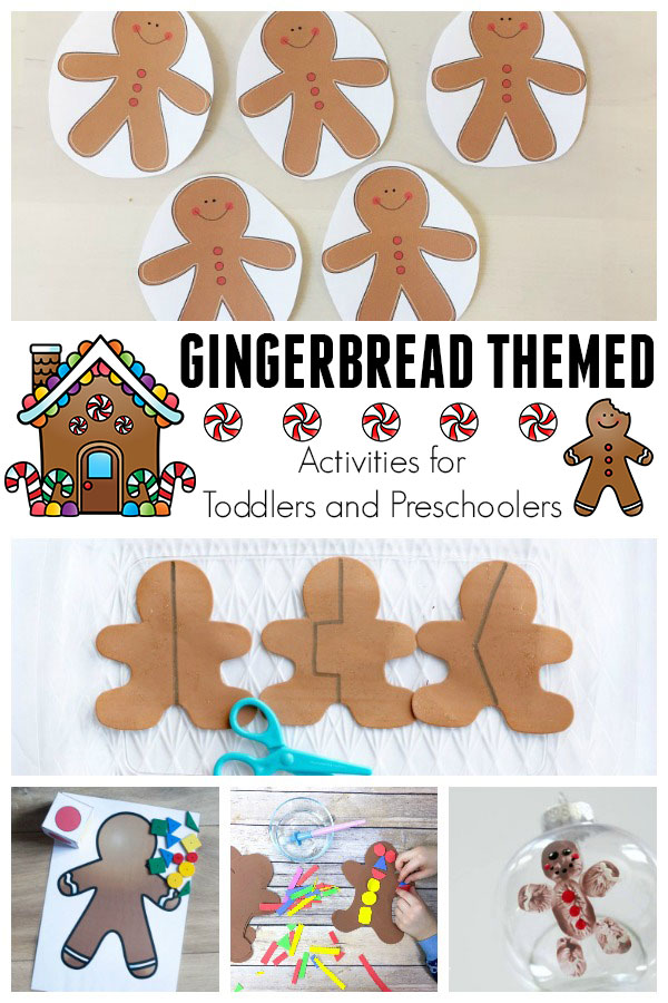 Gingerbread Train Cars
