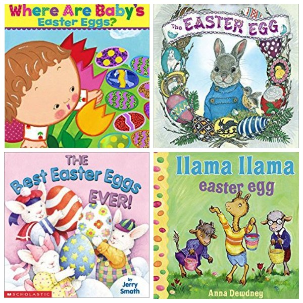 Easter Books for Preschoolers and Toddlers