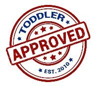 toddler approve logo