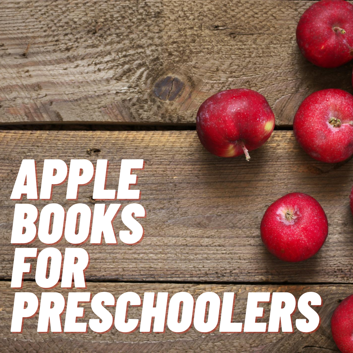 Apple Books for Preschoolers