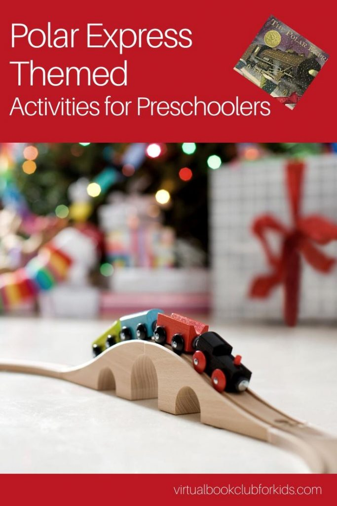 The Polar Express Themed Activity plan for Preschoolers