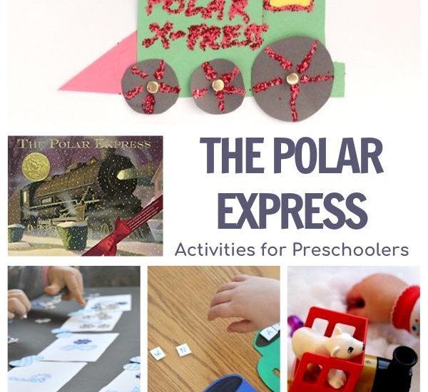 The Polar Express Activity Plan for Preschoolers