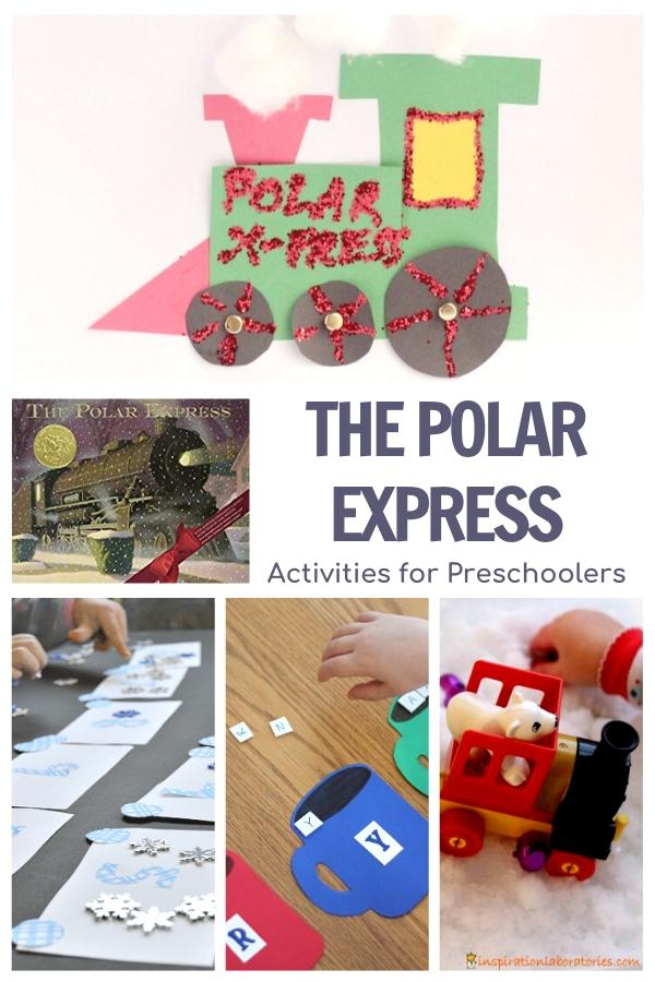The Polar Express Activity Plan for Preschoolers