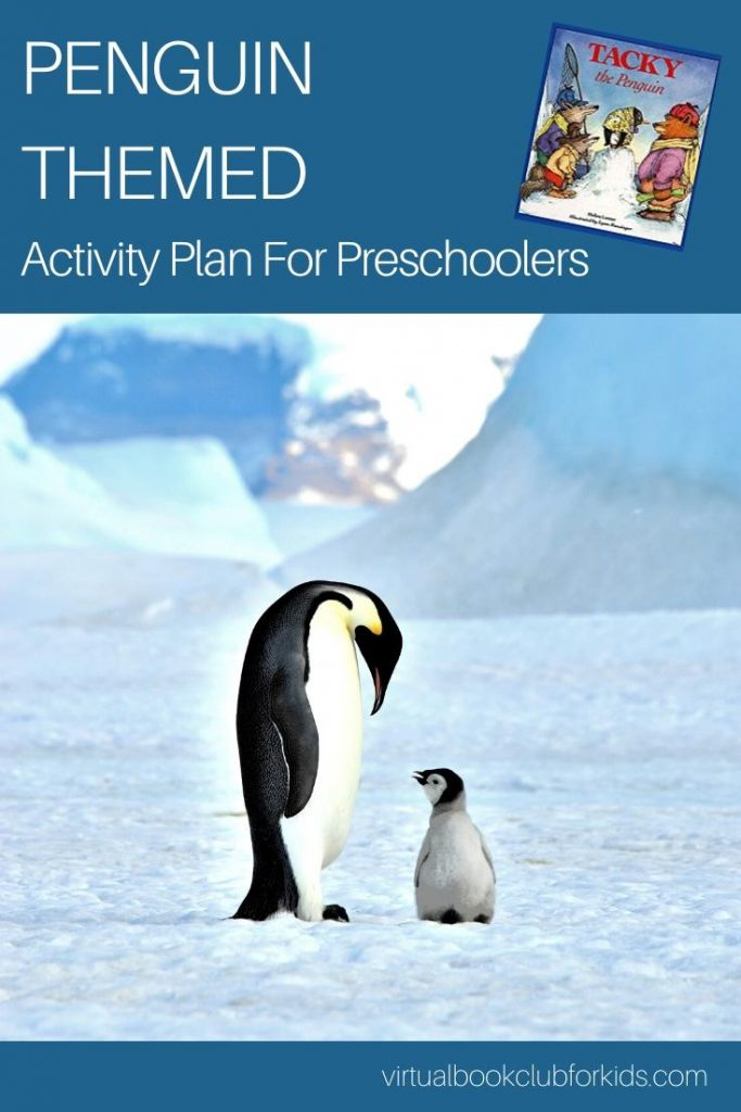 Penguin Themed Activities for Preschoolers