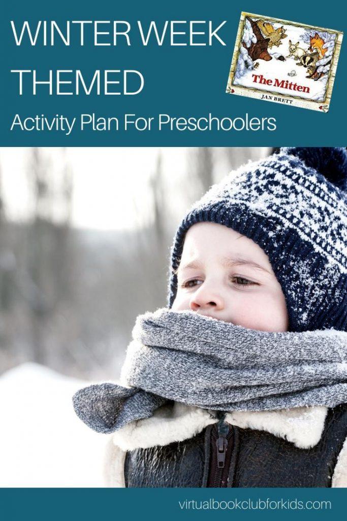 Winter Week Themed Activities for Preschoolers