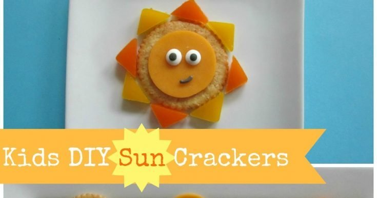 Kids DIY Sun Crackers