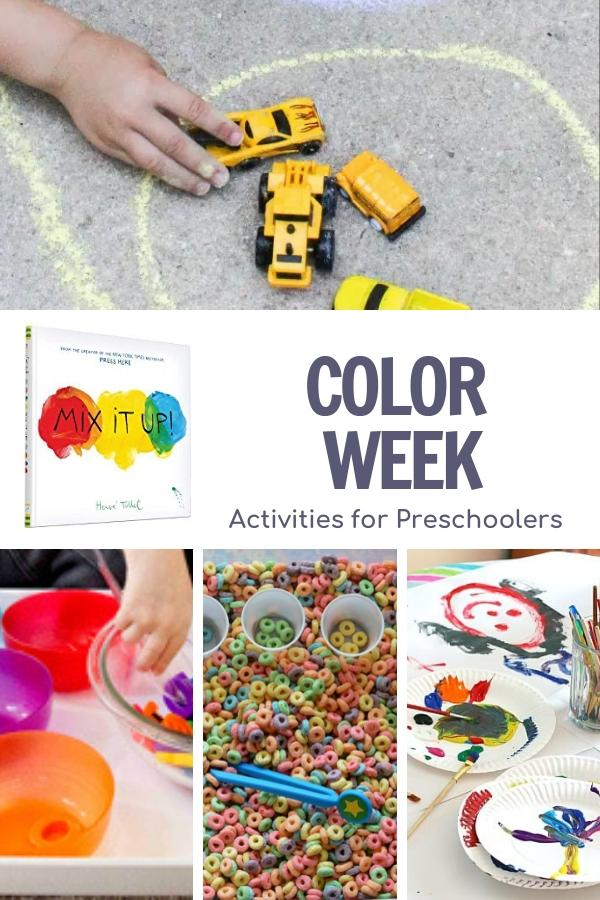 color week activities for preschoolers inspired by the book mix it up by herve tuttle