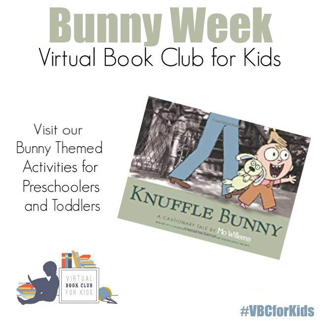Knuffle Bunny Book Themed Activities