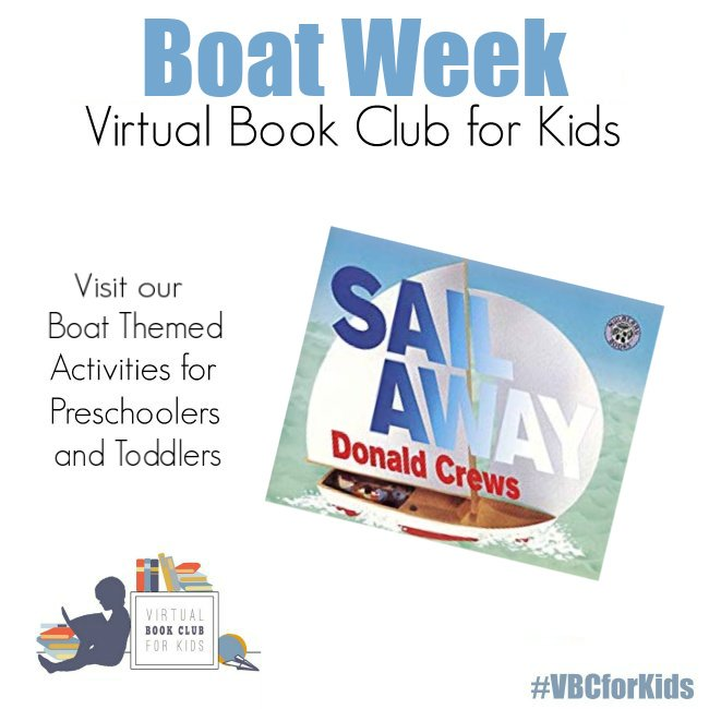 Sail Away Book Themed Activities
