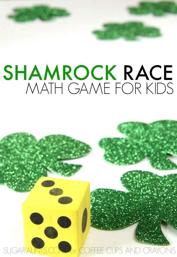 Shamrock Math Race