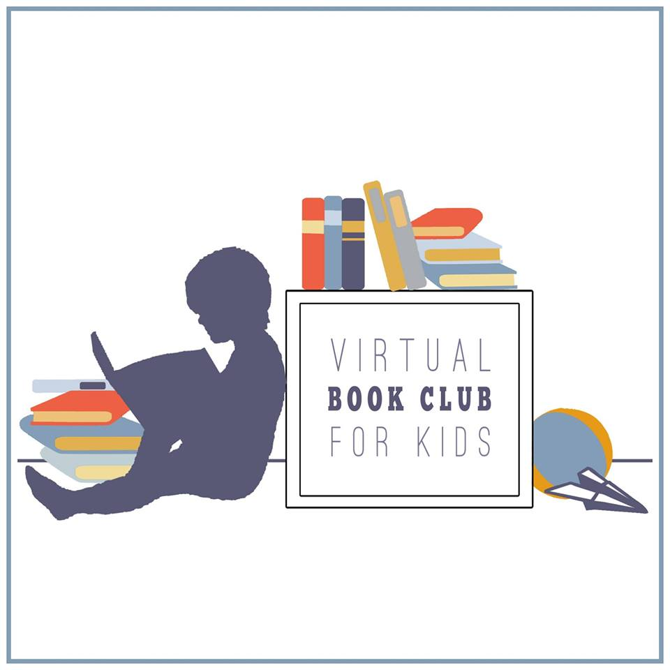 Online Preschool Book Club for Kids