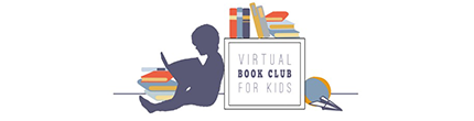 Virtual Book Club for Kids logo