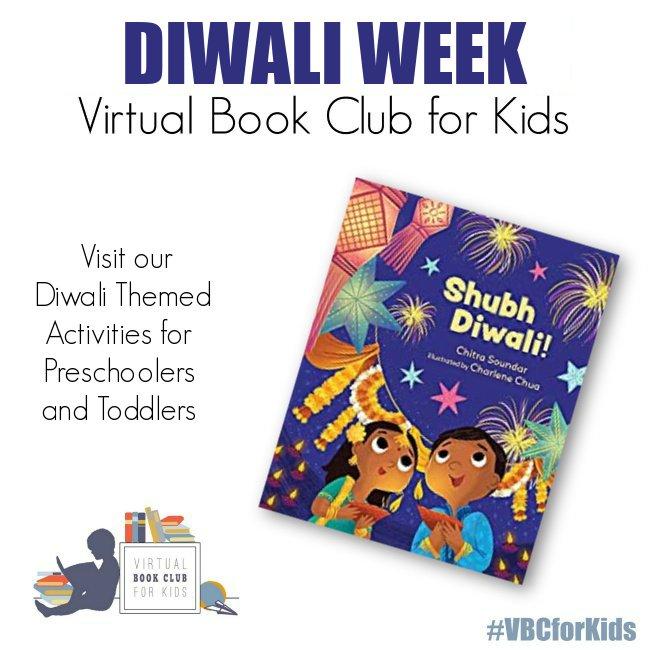 Shubh Diwali Activity Plan and Diwali Week for Preschoolers