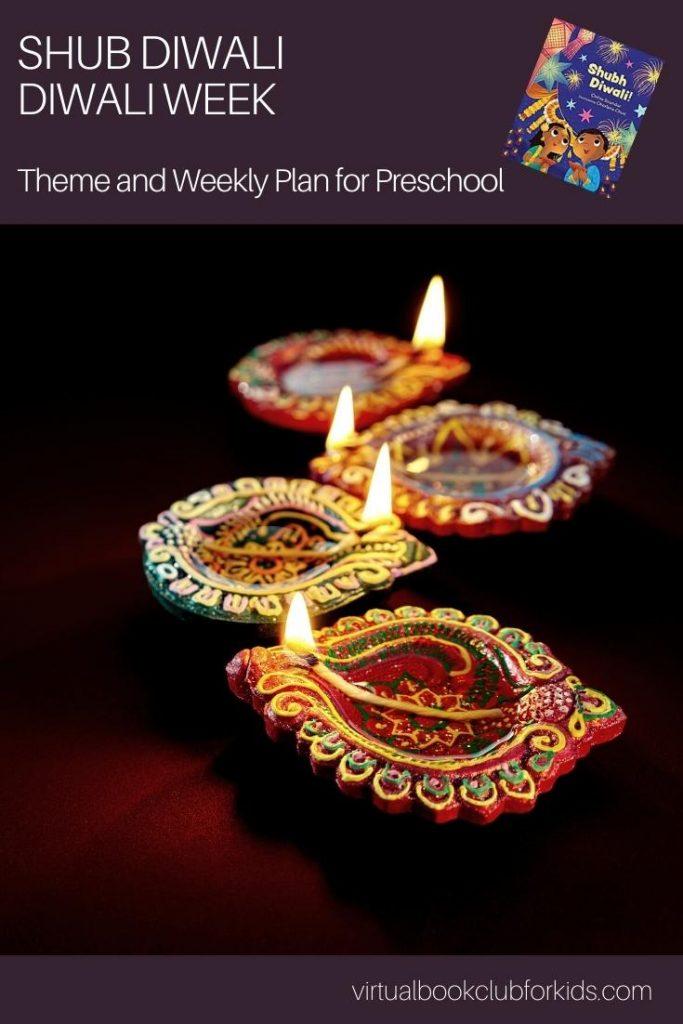 Shub Diwali Pinterest Image