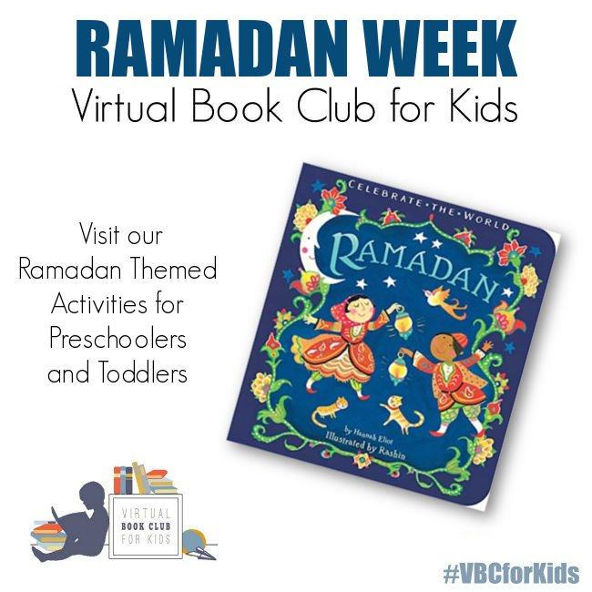 Ramadan Weekly Activity Plan featuring Ramadan