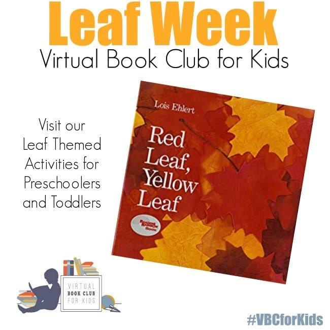 Red Leaf, Yellow Leaf Weekly Plans